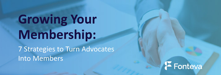 Fonteva_Muster_Growing Your Membership 7 Strategies to Turn Advocates Into Members_feature