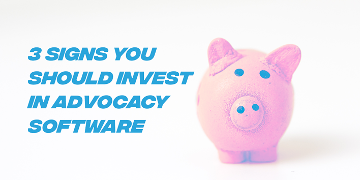 invest in advocacy software blog header